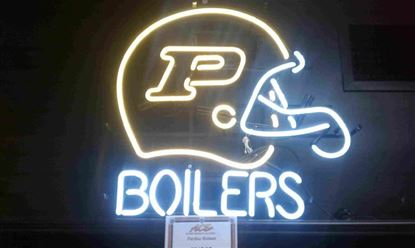 Picture of Purdue Boilermakers Neon